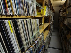 dusty groove wgn records
