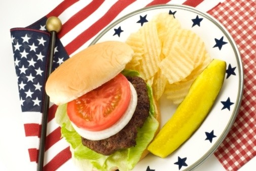 Eat some all-American food this Fourth of July.