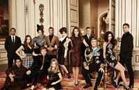 Can <i>The Royals</i> dethrone the Kardashians?