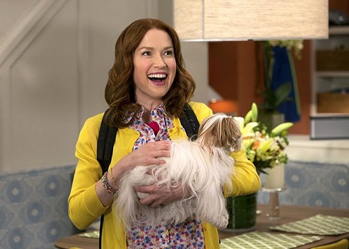 Ellie Kemper as the unbreakable Kimmy Schmidt