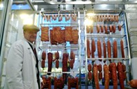 Gene hangs the sausage, and other openings