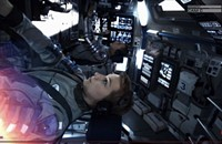 Sebastian Cordero's <i>Europa Report</i>, nearly lost in orbit, touches down in Chicago on Friday
