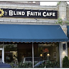 Evanston's Blind Faith Cafe