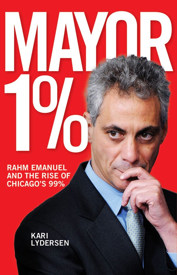 Even Mayor Rahm has a copy.