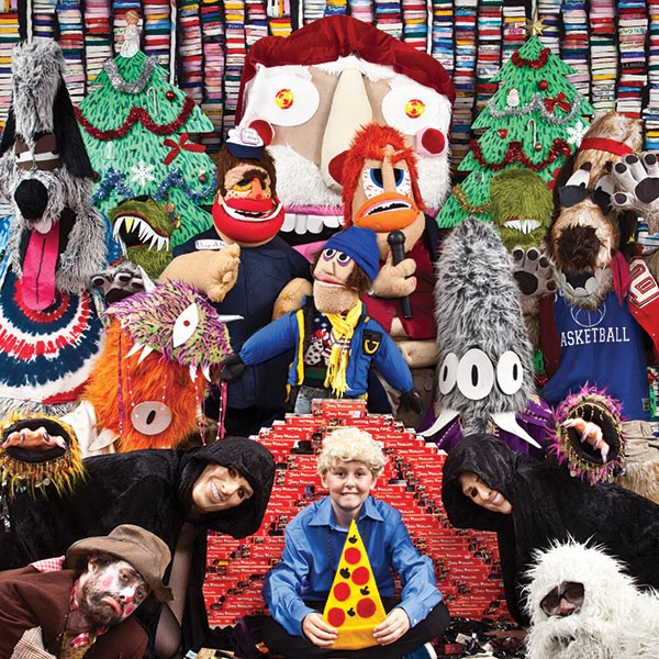 Everything Is Terrible!'s live variety show involves videos, monster costumes, music, sketch and stand-up comedy, and even dance routines. - COURTESY EIT!
