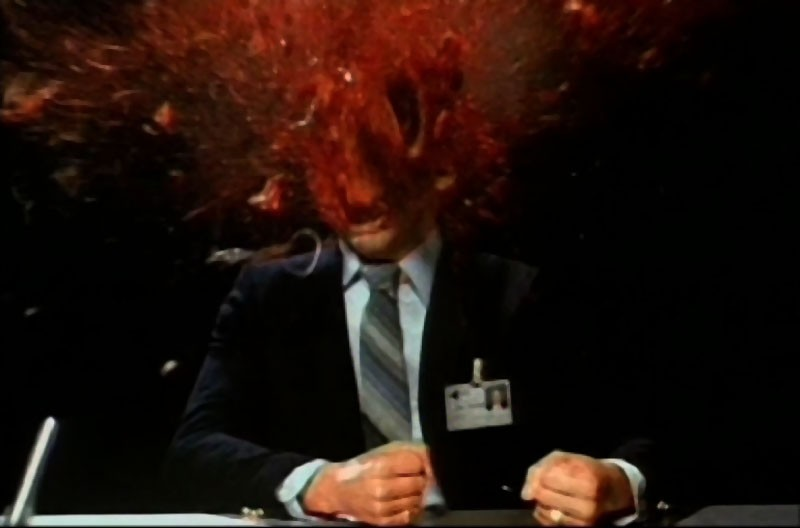 Exploding Head Syndrome: Did David Cronenberg diagnose it first?