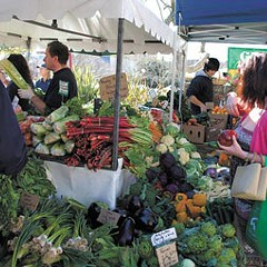 Farmers' Markets: where to go for your greens