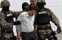 Struggling businessman or lieutenant for Chapo Guzman and the Sinaloa cartel?