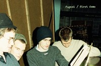 New music from Fugazi that is actually really old