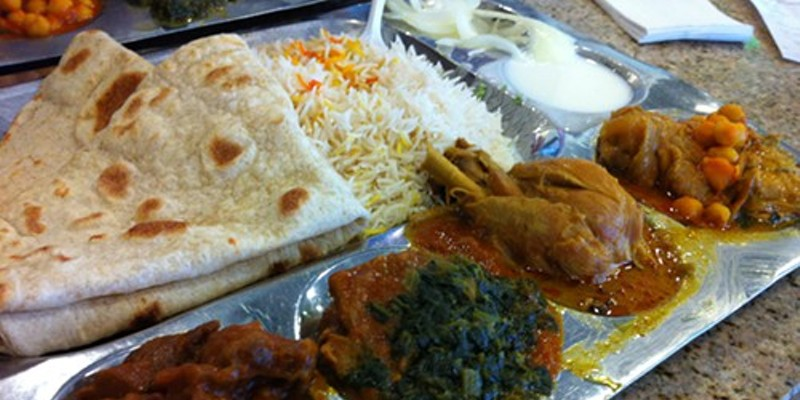 Five-dollar* lunches: Curry around the clock at Ghareeb Nawaz