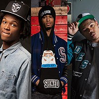 Five honors students from Chicago rap's freshman class