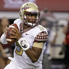 Florida State quarterback Jameis Winston isn't exactly living the life of a typical undergraduate.