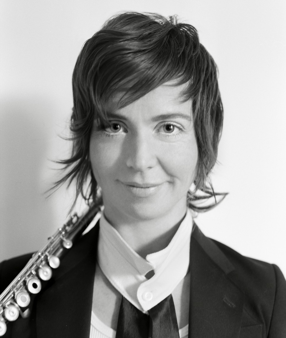 Flutist Claire Chase: We are only interested in ideas, not what we call them.