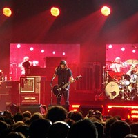 Foo Fighters play the Cubby Bear in Wrigleyville this Friday