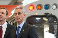 For $320 million, how much time would the CTA's Belmont bypass really save?