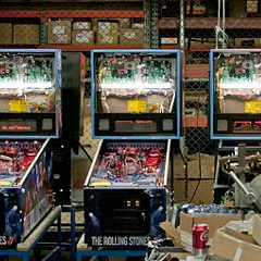 For the love of pinball