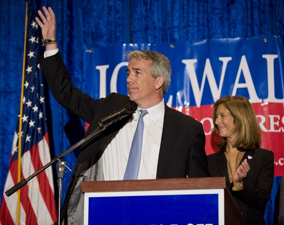 Former Congressman Joe Walsh