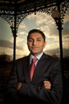 Forty-seventh Ward Alderman-elect Ameya Pawar.