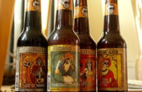 Cerveza de los Muertos: Where did this stuff come from?