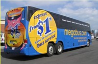 Free Megabus Trips From January 6 to March 30