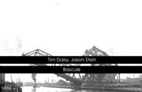 Free music dialogues between drummer Tim Daisy and bass clarinetist Jason Stein