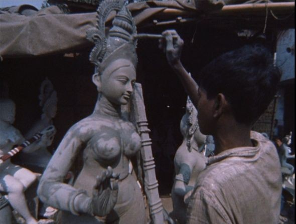 From Louis Malles Calcutta (1969), which screened last night at Doc Films