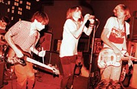 From the vaults: The first Sonic Youth show in Chicago