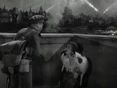 From Whales racy pre-Code melodrama Waterloo Bridge (1931)