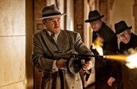 <i>Gangster Squad</i> is the most violent Hollywood movie in . . . two weeks