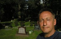 Gary Bloze, owner, Illinois Pet Cemetery