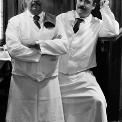 Gene and Georgetti: the movie