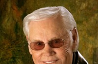 RIP George Jones, my gateway to really hearing country music