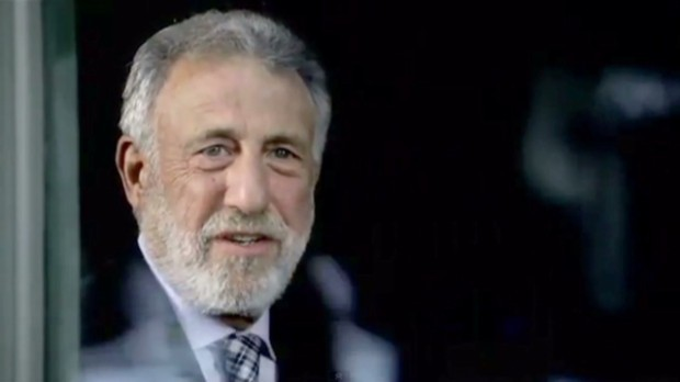 George Zimmer, who can no longer guarantee that youre going to like the way you look.