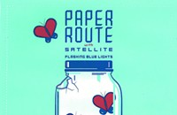 Gig poster of the week: Catching butterflies with Paper Route