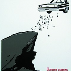 Gig poster of the week: Drive off a cliff with the Detroit Cobras