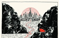 Gig poster of the week: Making the voyage with Russian Circles