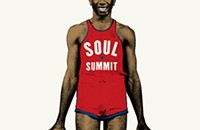 Gig poster of the week: Soul Summit's a slam dunk
