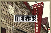 Gig poster of the week: The Evens take over Logan Hardware
