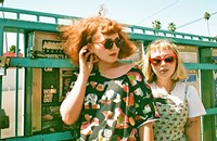 Girlpool bring their minimal, fractured pop to Beat Kitchen tonight