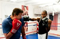 Best Gym for Watching Politicians Spar