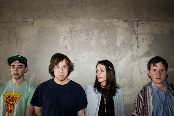 Gossip Wolf thinks Speedy Ortiz will be among the acts playing Pitchfork this summer.