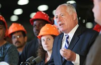 Governor Quinn's employment prospects improve
