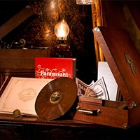 Grappling with the Paramount Records' cabinet of wonders
