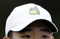 Rare slow-play penalty could keep 14-year-old Guan Tianlang from making Masters cut