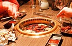 Gyu-Kaku: Korean barbecue with a Japanese veneer