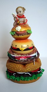 Hamburger - JENNIFER MILLS