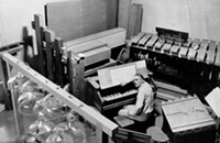Listen to a new recording of Harry Partch music