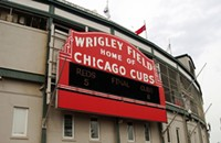 Hell freezes over: Cubs decide to pay for Wrigley fix-up themselves