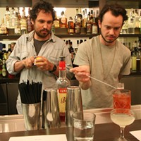 A first look at the cocktails of Analogue