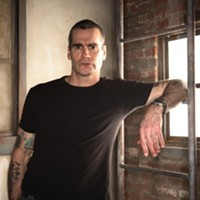 Henry Rollins to occupy Oak Park Public Library